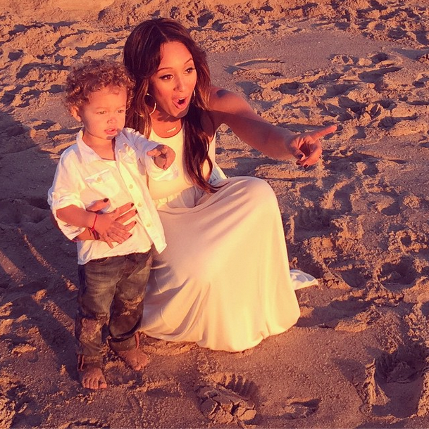 Proud mama @TameraMowryTwo shares some shots of her son Aden, who turns 2 today. - http://t.co/ry8euBmaD6 http://t.co/BChGKxQdJp