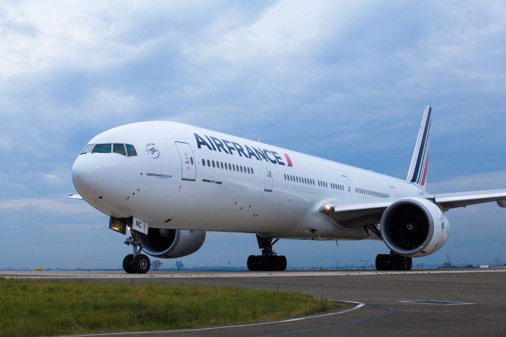 Air France will soon be operating a new route to Vancouver from Paris on our 777's!