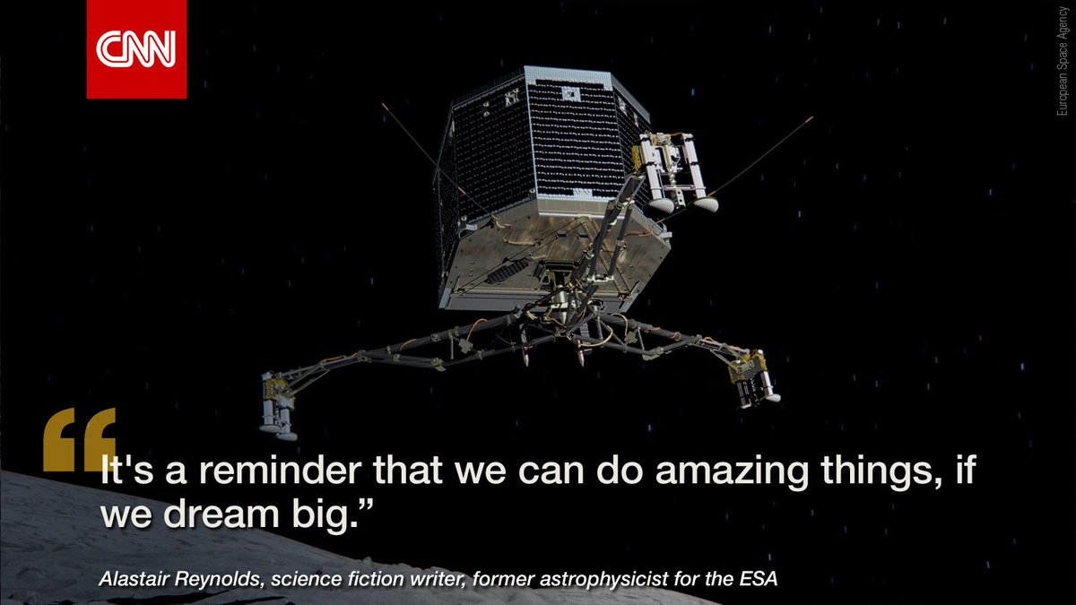 Why the #Rosetta mission is important for humanity: http://t.co/IOKRH7NyMm #cometlanding http://t.co/ADyQLP1v7a