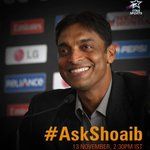 RT @StarSportsIndia: He's been involved in some memorable India-Pak clashes. Tweet using #AskShoaib & the man himself will answer! http://t…