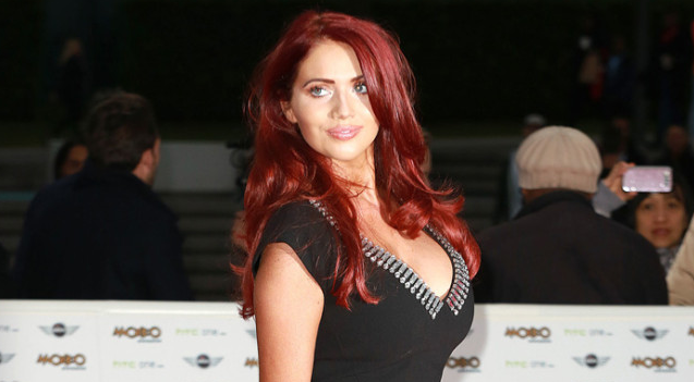 According to Amy Childs, Ebola is going to be 'huge' (because she thinks it's a band)