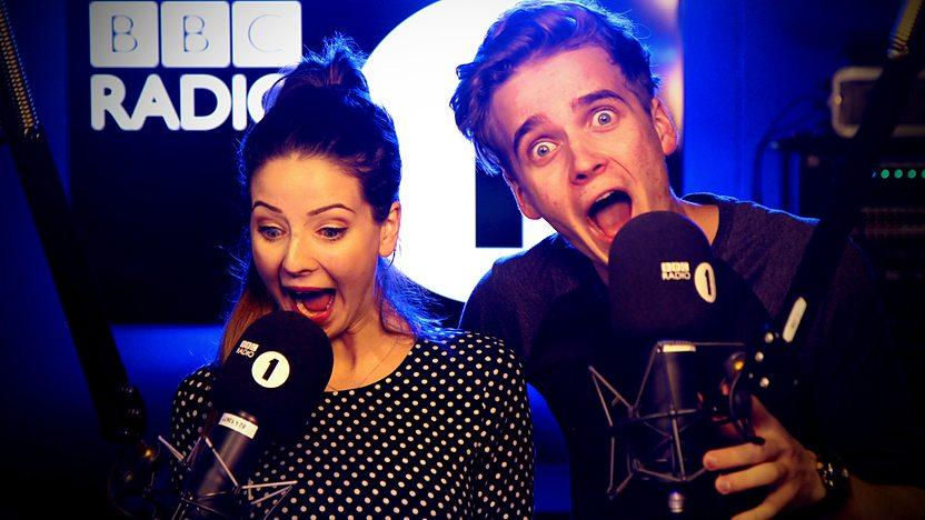 @zozeebo and @Joe_Sugg present their first show on Radio 1- and now you can watch on iPlayer! http://t.co/w3Faci4usQ http://t.co/5qufn5lnps