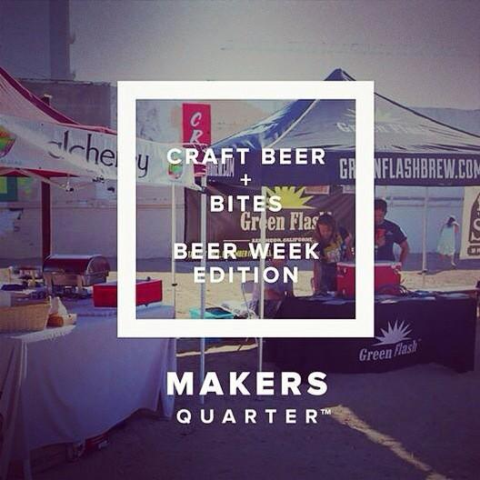 SILO in @MakersQuarter is hosting 3rd Craft Beer + Bites 11/13 benefitting @sdbrewers. $20 presale | $30 at door. http://t.co/LnUcPXgwJL