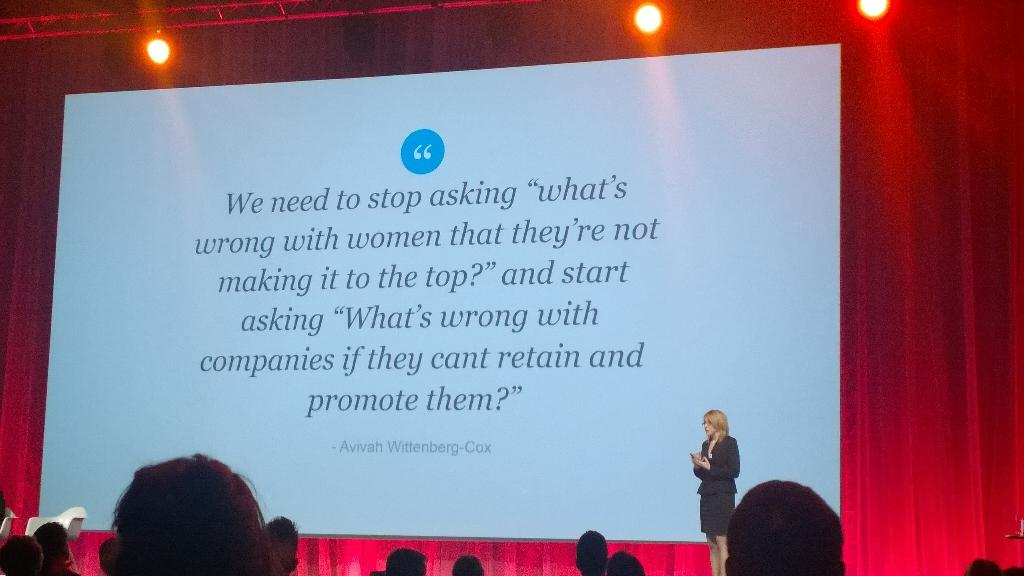 #Diversity at #intalent