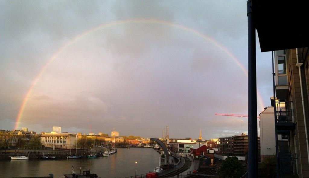Bristol, I love your rainbows :) http://t.co/eE3R7UsNjm