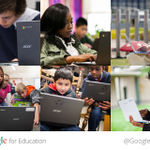 RT @GoogleForEdu: Chromebooks are at the top of the class for K-12 students in the US. Here's why: http://t.co/yigq4vXmjQ #ChromeEdu