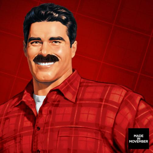 All we need is a P.I. license and a Hawaiian shirt. #Movember #mogrowers #GPMovember http://t.co/lM4I5MEbgi
