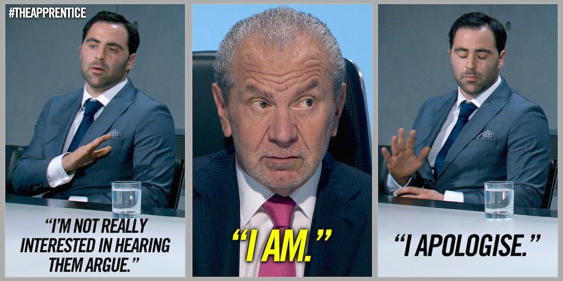 Ouch. #theapprentice http://t.co/bO5zTXgd0G