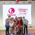 RT @micahbalase: Groufie with ate @annecurtissmith :) last Nov.9 @LifetimeAsia event at Trinoma :) love you! <3