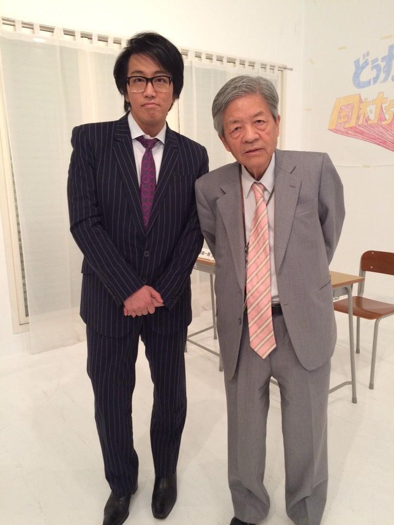 岡村靖幸さん@yasuyuki_info と対談しました。とっても優しくて、デリカシーのある話やすい人。ライブも行ってみたいなぁ。対談は来年1月発売の「GINZA」2月号(マガジンハウス)に掲載されます。 http://t.co/gKAWfb5LjV