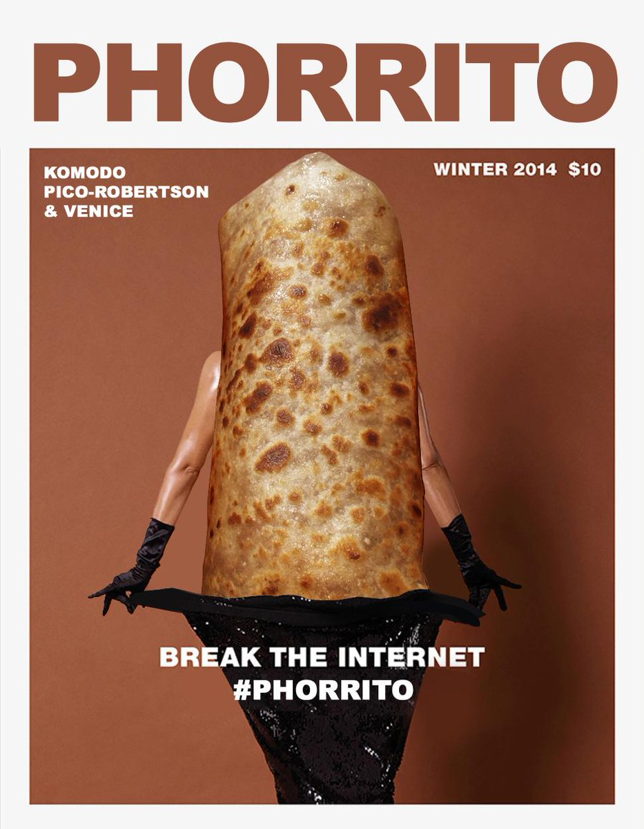 #Phorrito for life http://t.co/huoIuV0AOX