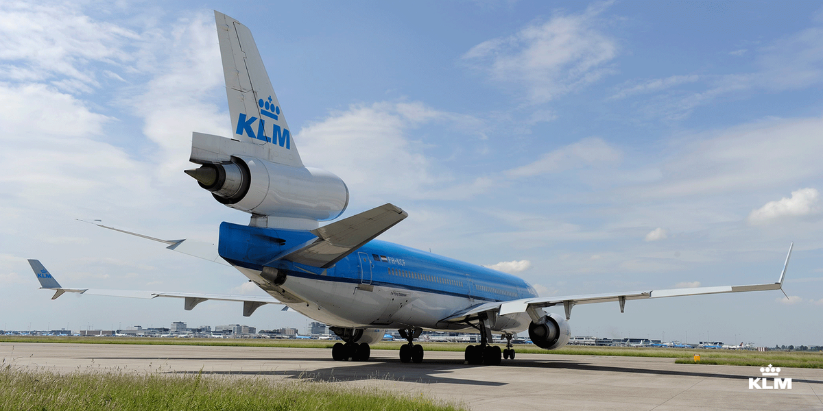 Now on Airbnb: the KLM aircraft suite! Win your own overnight stay here