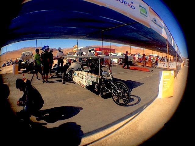 Se inicia carrera de autos solares en Tarapaca , gran apuesta el futuro ya es presente, gran iniciativa #collahuasi http://t.co/xzXbfBpPHO