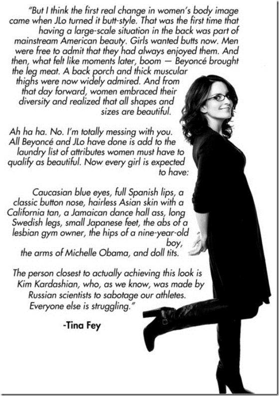 As ever, Tina Fey already nailed the whole Kim Kardashian thing: http://t.co/cSGkqeiGkN