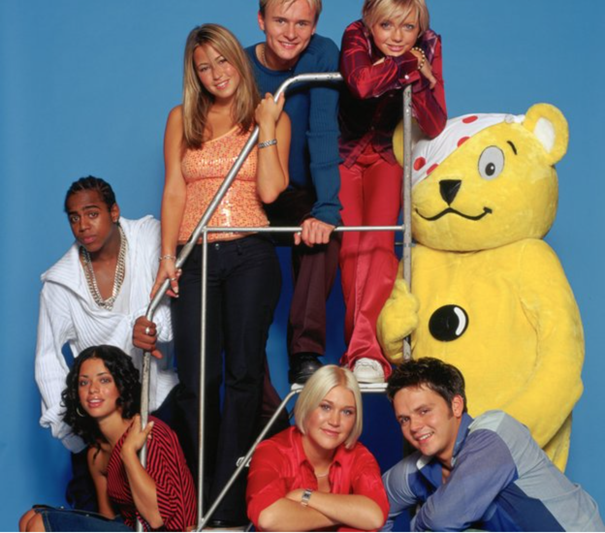 Only one more sleep until @BBCCiN with @SClub7! So.. here's my Children In Need #tbt #bringitallback - too exciting! http://t.co/WyDRmuNAvn