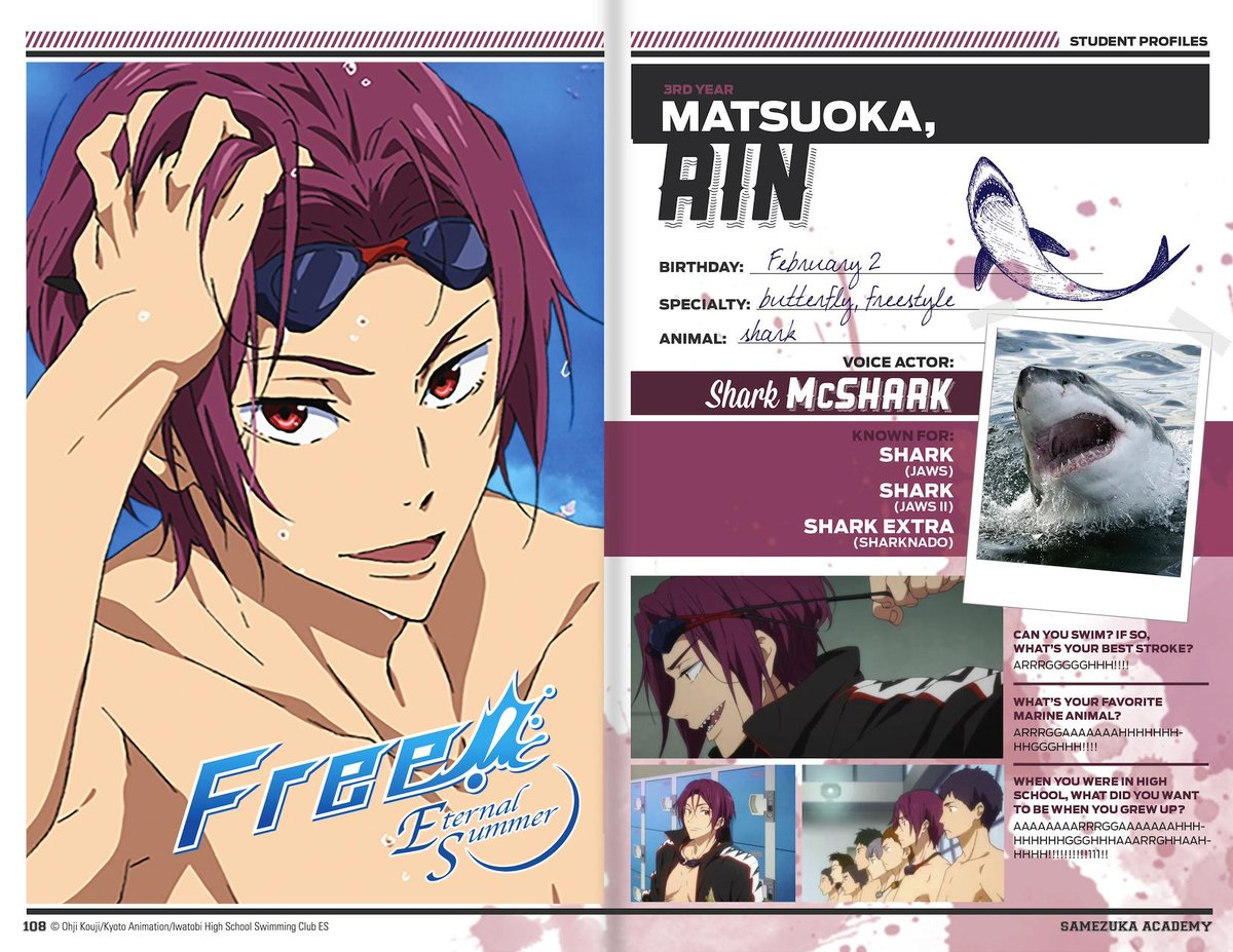 "We've been seeing a fake ""leaked"" image for Rin floating about, so we've decided to announce his voice actor early! http://t.co/7C0KoIFsP7"