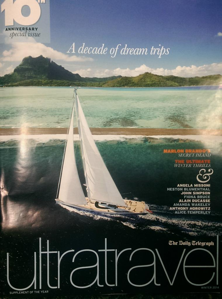 RT @johnoceallaigh: #Ultratravel is out this Saturday and it's a special 10th-anniversary issue - here's a sneak peek of the cover http://t.co/iu5E1xctZv