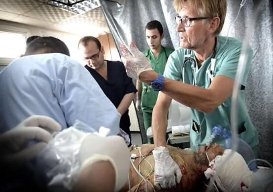 BREAKING: Israel permanently bans Norwegian doctor Mads Gilbert- @DrGilbert -entry to Gaza http://t.co/sKG7KdbjEa #vg http://t.co/4feKqcaazy