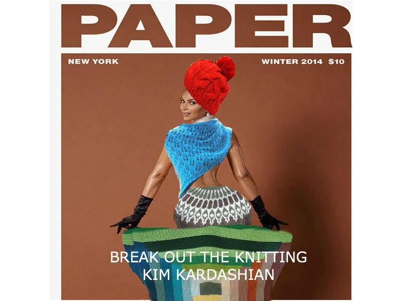 Knitters have your back, @KimKardashian #staywarmhoney http://t.co/ohU6eyIjYw