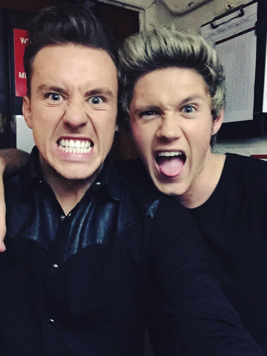 Me and @NiallOfficial at #TheRoyalVariety http://t.co/9TDotOUDFN