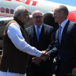 RT @timesnow: Narendra Modi is the first Indian Prime Minister to visit Australia after Rajiv Gandhi in 1986 #ModiAtG20