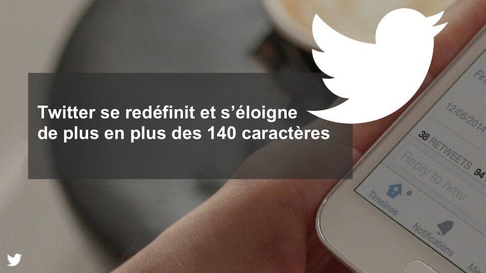 #Twitter se redéfinit et s'éloigne de plus en plus des 140 caractères http://t.co/IXtesyjlEG http://t.co/91yicskfmF