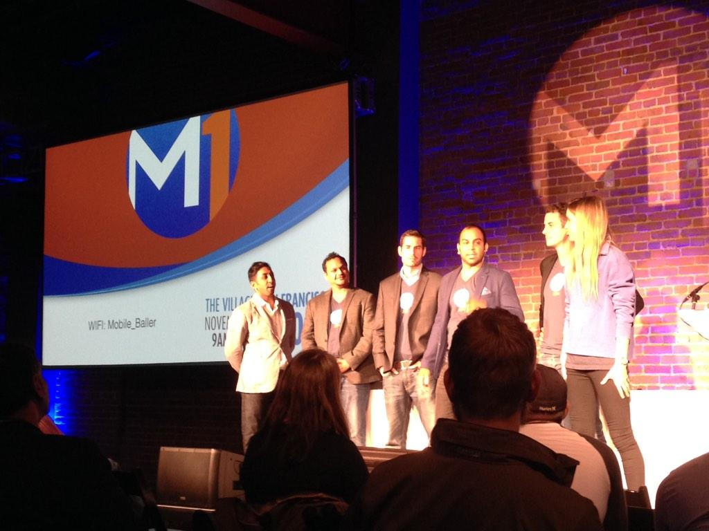 Hats off to #m1summit crew! Amazing event!  @nihalmehta @Hadley @timy0ung @Np_bartlett @eniacvc @SamVenCap http://t.co/F7gzpcYh74
