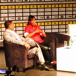 RT @Sportscience_sa: Jackie Joyner-Kersee - arguably greatest female track & field athlete of all time #GAC2014 interviewed by @AtoBoldon h…