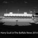 A view from the 50 yard line at Ralph Wilson Stadium.@TheBuffaloNews http://t.co/4UxS7uAElG