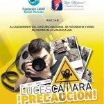 Concurso Nacional de Fotografía y Video contra la violencia vial http://t.co/cMFkEEz2CS