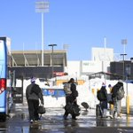 The Buffalo Bills leave Ralph Wilson Stadium for Detroit to face off against the Jets. http://t.co/jfRmanCKoO http://t.co/uyUn3FTf93