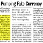 Pakistan trying really hard to spoil Indias currency system by pumping fake Indian currency from all directions. http://t.co/QvFryaHMig
