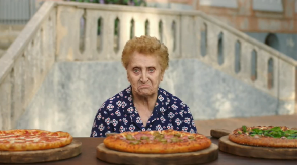 What happened when pizza hut asked a bunch of old italian for Italian people