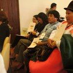 """Ciudadanía de todo el país debate """"Matríz Productiva y Eco. Popular y Solidaria"""" #Quito #MesInclusiónEconómica http://t.co/D8HjjOxL9C"""
