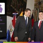 Alcalde declaró Huésped Ilustre de Quito a presidente de Paraguay. Más aquí: http://t.co/zXlile0n2c #TerritorioQuito http://t.co/1xBk65N7te
