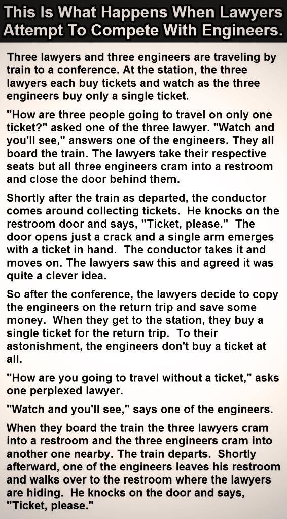 Lawyers vs. engineers. \o/ http://t.co/08TQ4iLEpt
