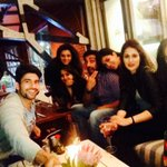 RT @sagarikavghatge: Having fun at Harbors House!!! :D @Nathalia_Kaur @archanavijaya @AshishChowdhry http://t.co/cTgWdQ3VF8