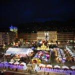 Le marché de noël à été inauguré ce soir! Vous y êtes les bienvenus! #toulon http://t.co/hyTNo3kv9l