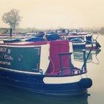 @miltonkeyn_es by leannef_ Early start at the marina... #marina #miltonkeynes #MKcrew #sailing #canal #canalboat ... http://t.co/qXneVRPNVm
