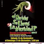 Quién se llevó la Navidad? @Maylingpm @Recomendao @quehayencaracas @hoyquehay @_elhatillo_ Sáb Dom 5pm @El_Noticiero http://t.co/356y3Mxgs6