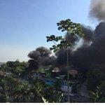 Incêndio atinge depósito do Detran na Baixada Fluminense. http://t.co/Ju5izI2Ugs http://t.co/79vqeAZNen