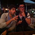 Boys love #Selfies n how!!! N don't miss the 'selfie stick'! @hussainkk12 @meiyangchang #brothermen http://t.co/mPUvlT1sro