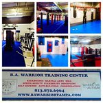 #Kickbox4Fitness #BAWarrior4Life #Tampa new gym looks better everyday and so will you!! @The1Warrior http://t.co/VRfkjihCmX