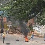 #21N UCAT celebra el día del estudiante universitario en la calle. Protesta a esta hora en #UCAT sede nueva #Tachira http://t.co/hLpLKZ3yHz