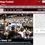5/6 teams in the Pac-12 South are ranked.  No one said it was going to be easy. http://t.co/k80BBUd7wU
