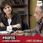 """#PROFES: #AQuienLeImportan?"" Una investigación de @mxperez LUNES en #InformeEspecial 22:50 hrs. http://t.co/TNj3ufLBfI"