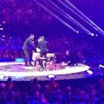fondue auf der bühne - än guetä! #esff14 @forstermusic http://t.co/SKYYUBSTkm