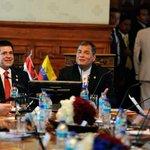 Presidente Correa recibe a su homólogo de Paraguay http://t.co/lnrmprgwQB http://t.co/ihajkDy8KN