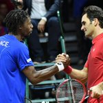 Francia y Suiza empatan 1-1 con Federer a medio gas http://t.co/W0aAkSYrfk http://t.co/rvZnS1pJqm