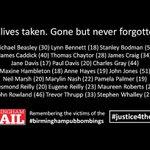 At this moment 40 yrs ago bombers struck #Birmingham - A city changed forever #justiceforthe21 http://t.co/e1qMzl1nDg http://t.co/fbleIxLc18